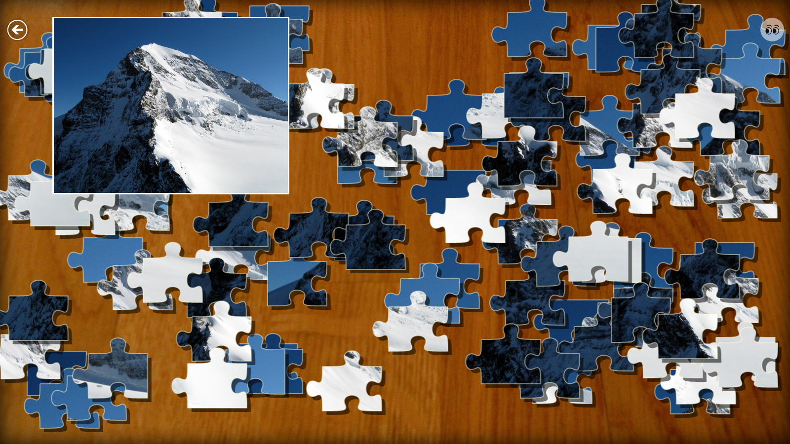 Puzzle Frenzy for Win8 UI full screenshot